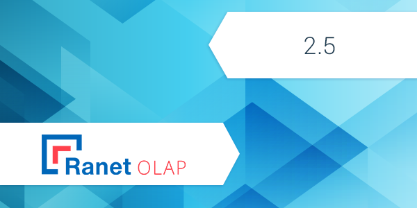 What's New in Ranet OLAP 2.5 – Updated MDX Designer