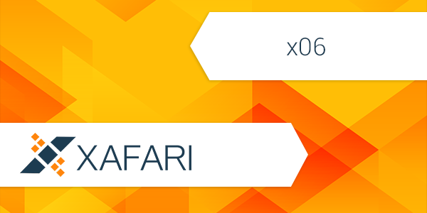 Release Date for Version Xafari x06