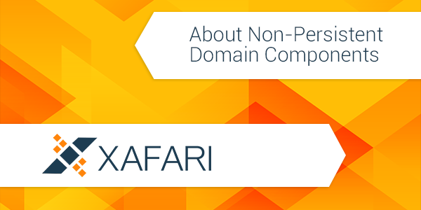 About Non-persistent Domain Components. Part 2: Many-To-Many