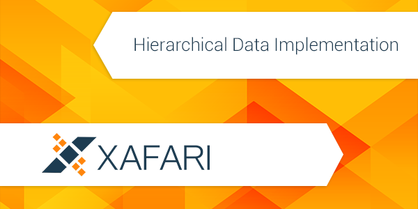 Hierarchical Data Implementation