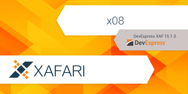 Xafari x08 beta release