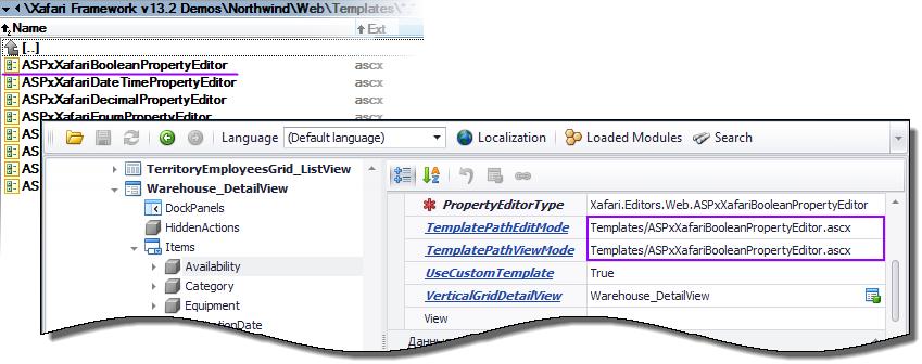 Web Editors Templates