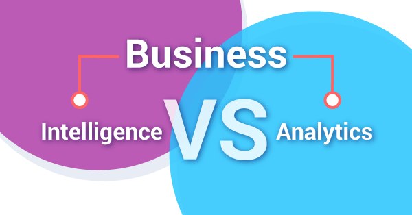 Business intelligence and business analytics difference