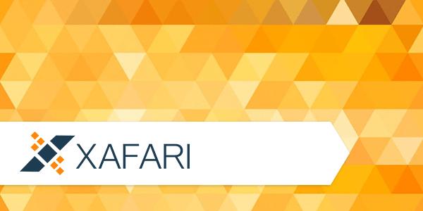 Coming Soon in Xafari Framework 012/013