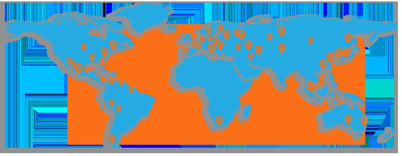 OLAP map