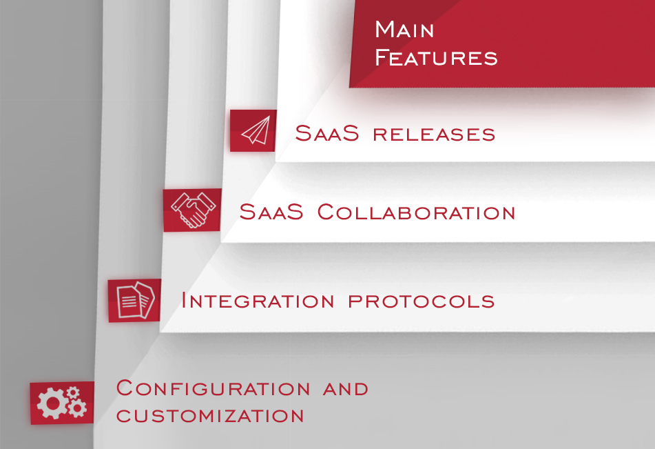 SaaS Main Features