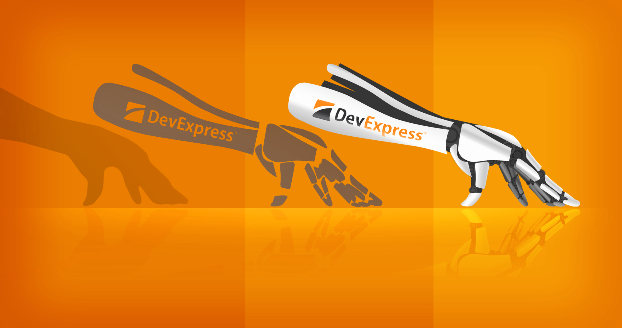 Devexpress history