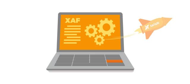 XAF – App Framework