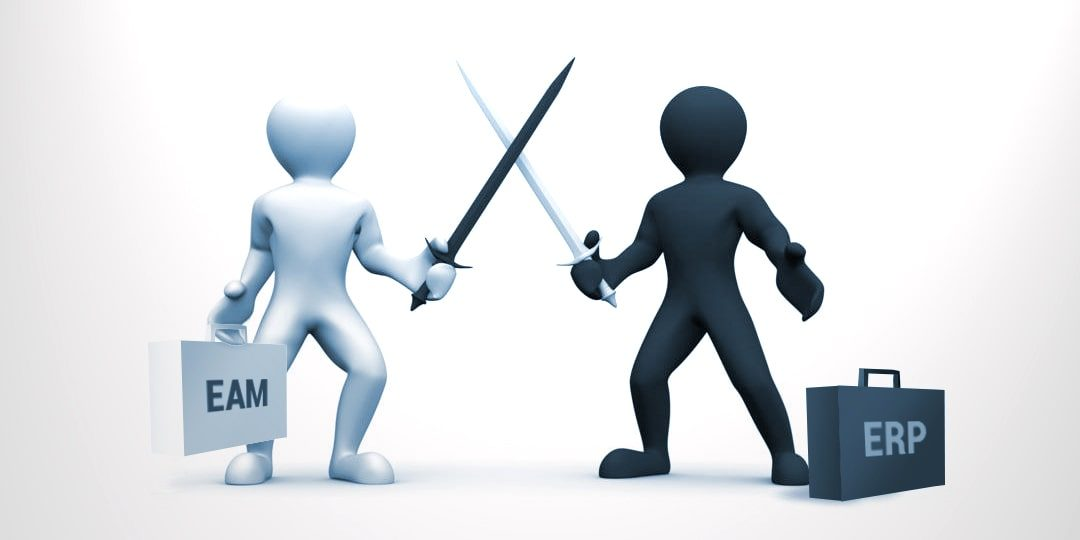 EAM vs ERP: partners or competitors?