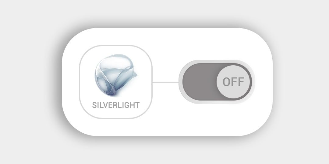 We are moving on: goodbye Silverlight