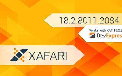 New Build: Xafari 18.2.8011.2084