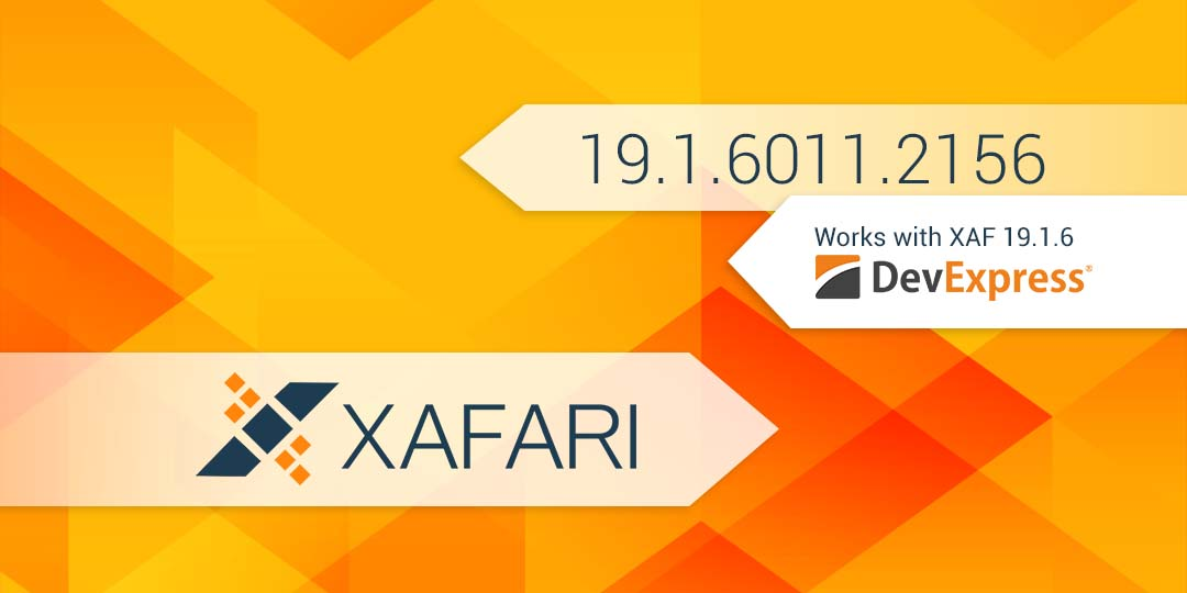 New Build: Xafari 19.1.6011.2156