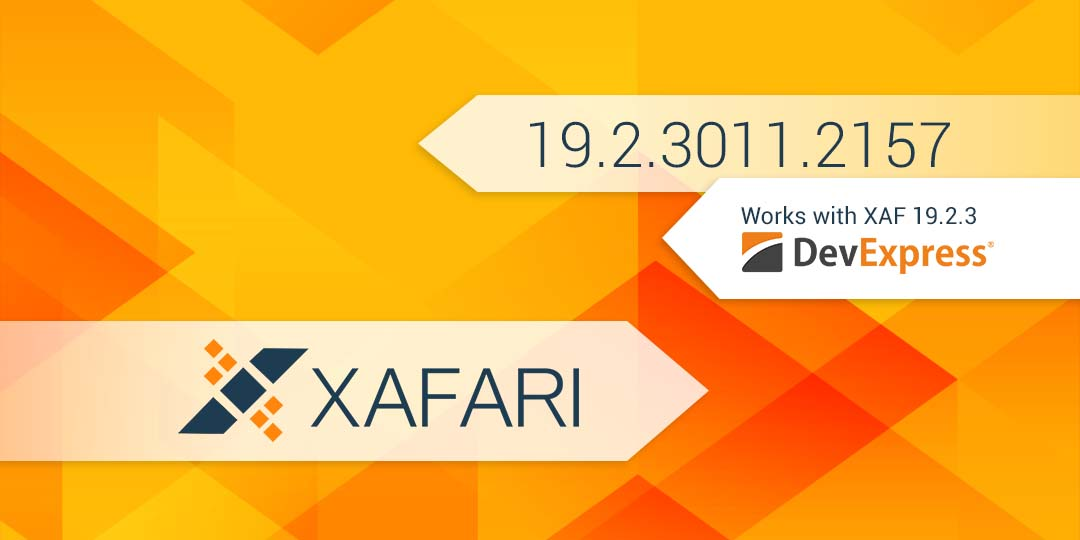 New Build: Xafari 19.2.3011.2157