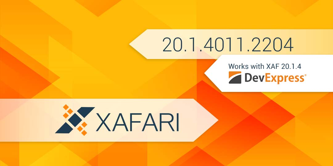 New Build: Xafari 20.1.4011.2204